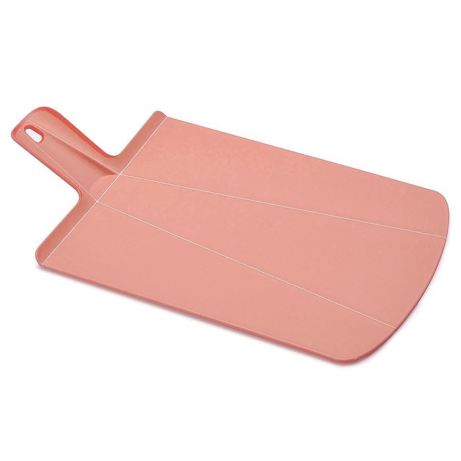Доска разделочная Chop2Pot Plus большая розовая
