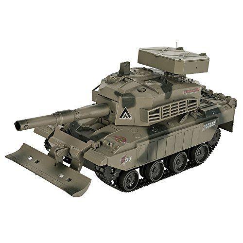 Купить Танк р/у с пульками на аккум. Play Smart, PLAYSMART, Радиоуправляемые танки