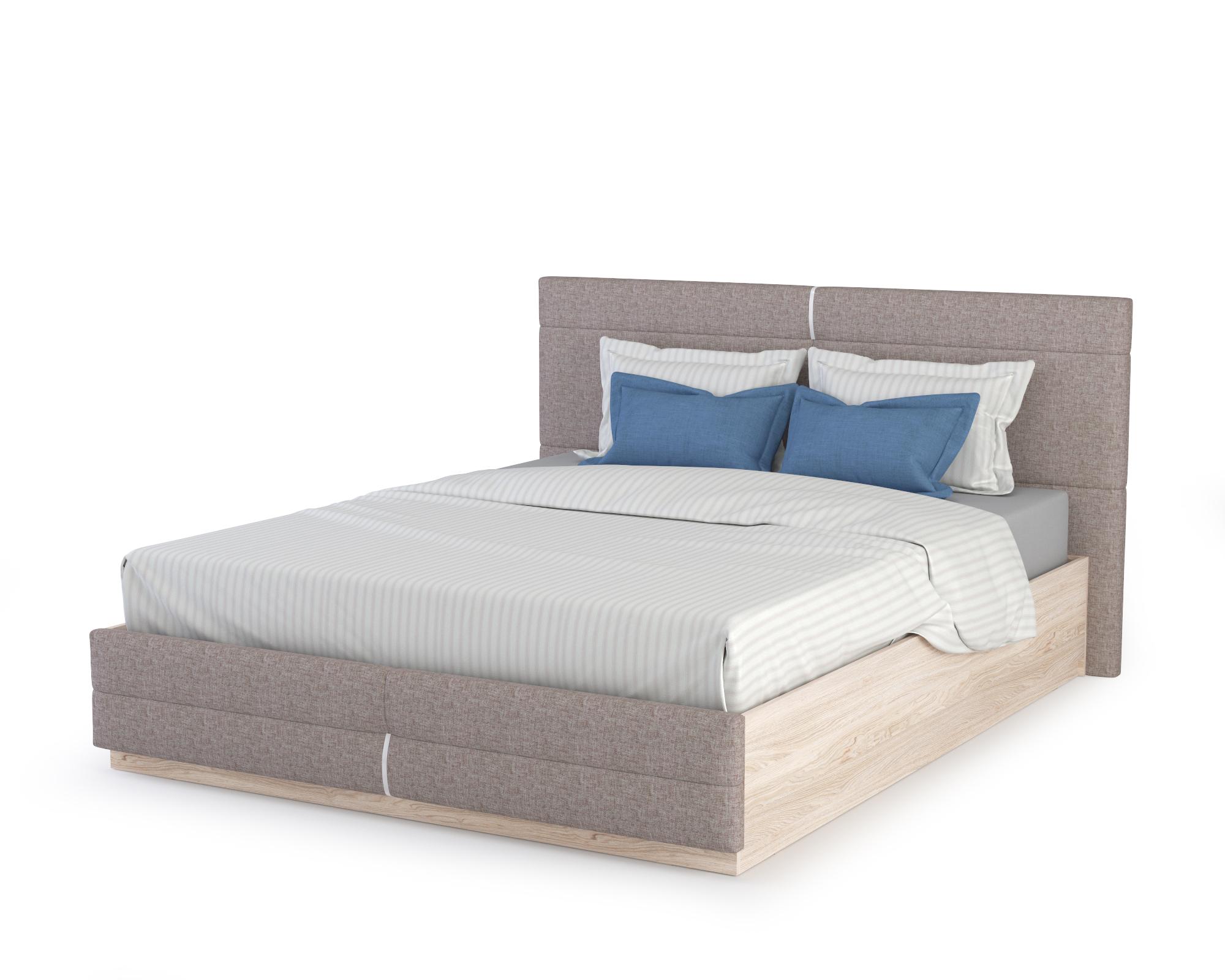 Кровать 1600 Mobi Элен ПО 160 ясень