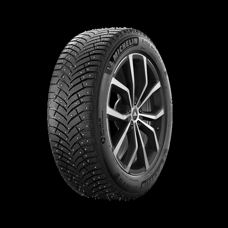 Шина зимняя Michelin 235/55 R19 105T