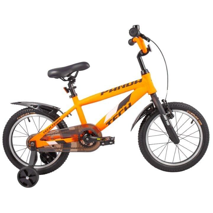 Купить 224056, Детский велосипед Тесh Теаm Раndа 18 2020, оранжевый, Tech Team,