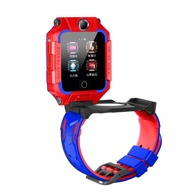 Детские смарт часы Nuobi T10S Red/Red