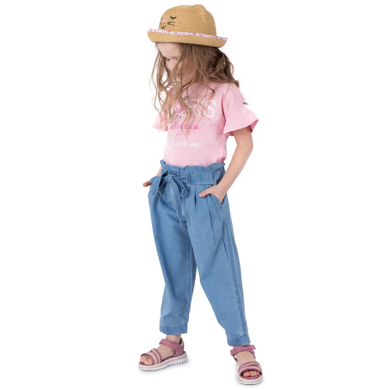 Джинсы для детей Leader Kids ЛКЛ21415068110дж12У голубой 110