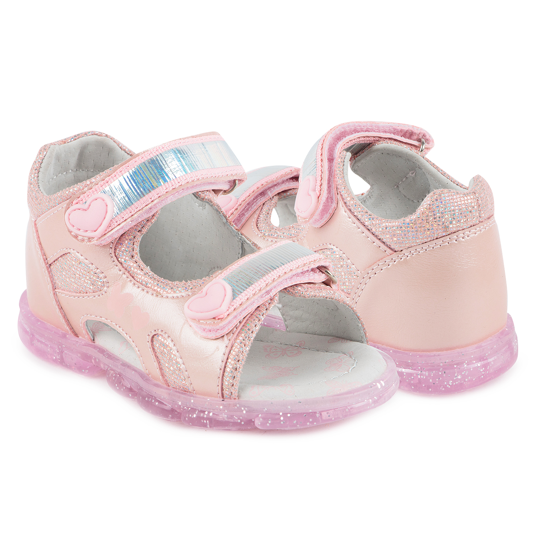 Сандалии для детей Kidix JLS21-23 pink розовый 28,  - купить со скидкой