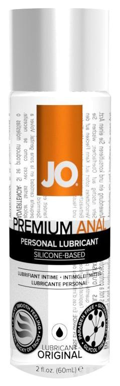 Анальный лубрикант на силиконовой основе JO Anal