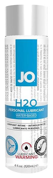 Купить Personal H2O Warming, Возбуждающий лубрикант на водной основе JO Personal Lubricant H2O Warming 120 мл., System JO