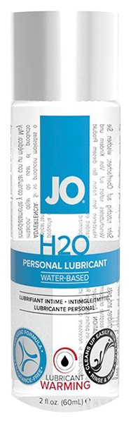 Купить Personal H2O Warming, Возбуждающий лубрикант на водной основе JO Personal Lubricant H2O Warming 60 мл., System JO