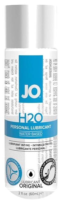 Купить Personal H2O, Нейтральный лубрикант на водной основе JO Personal Lubricant H2O 60 мл., System JO