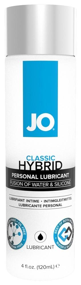 Купить Лубрикант на водно-силиконовой основе JO CLASSIC HYBRID 240 мл., System JO