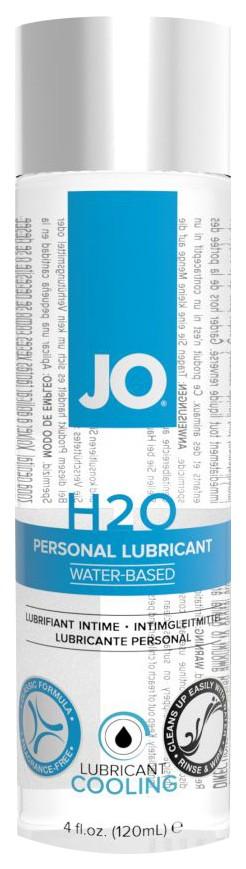 Купить Personal H2O Cooling, Охлаждающий лубрикант на водной основе JO Personal Lubricant H2O COOLING 120 мл., System JO