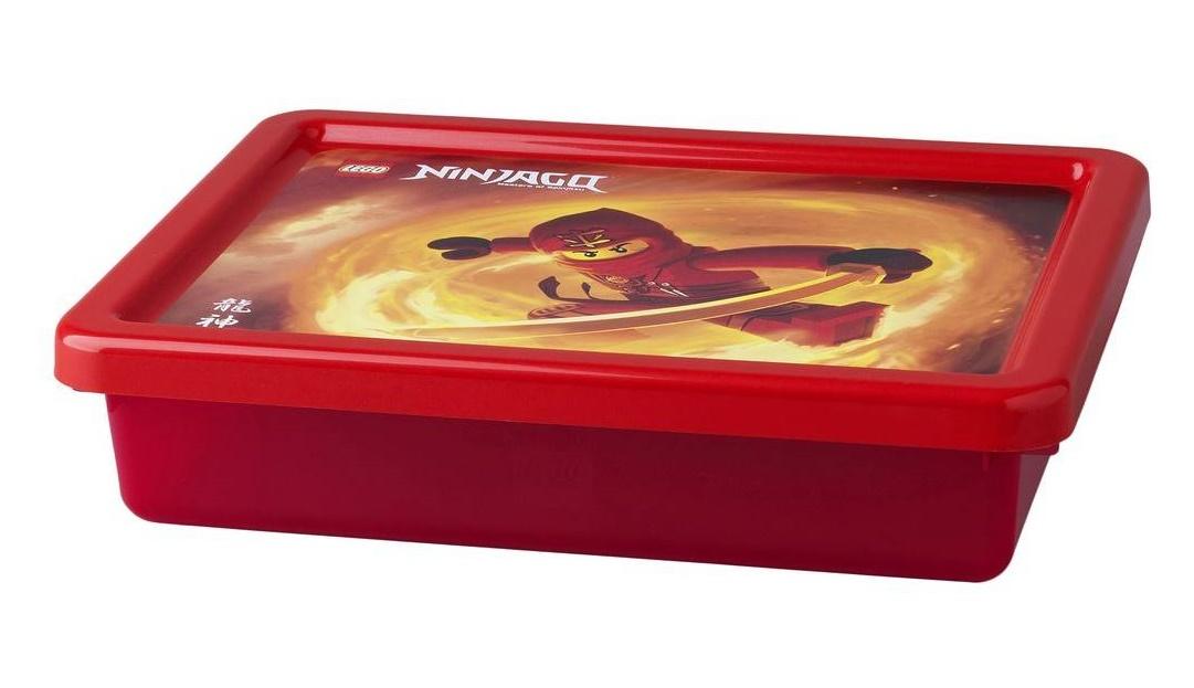 Ящик для хранения игрушек LEGO Ninjago, малый LEGO Ninjago