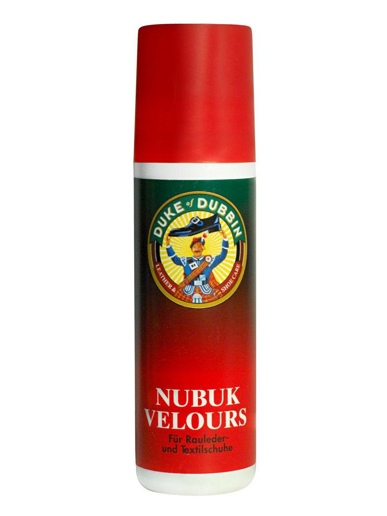 Жидкий крем для ворсовых видов кожи Duke