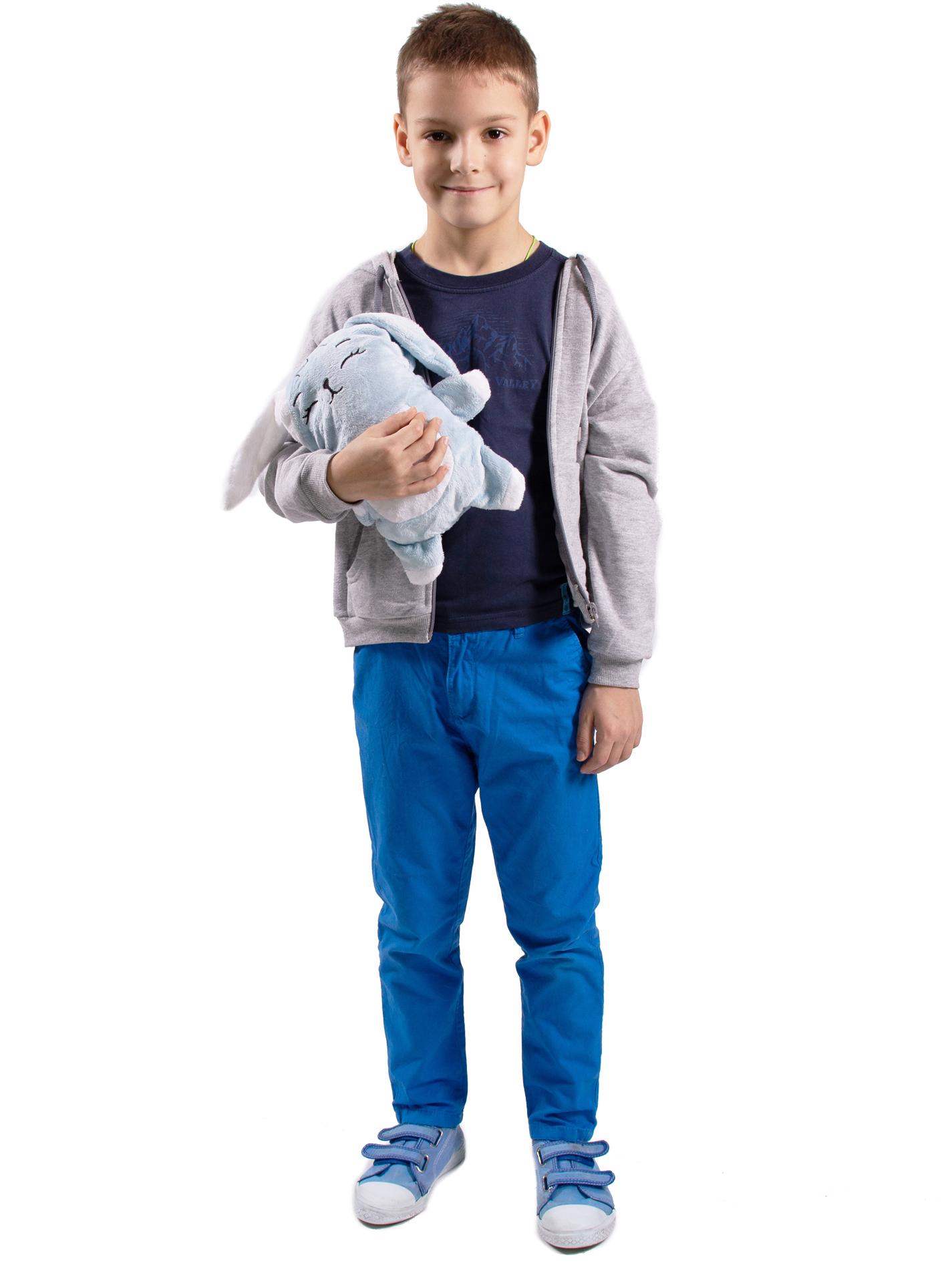 Обликулс 2в1: Худи детский с капюшоном