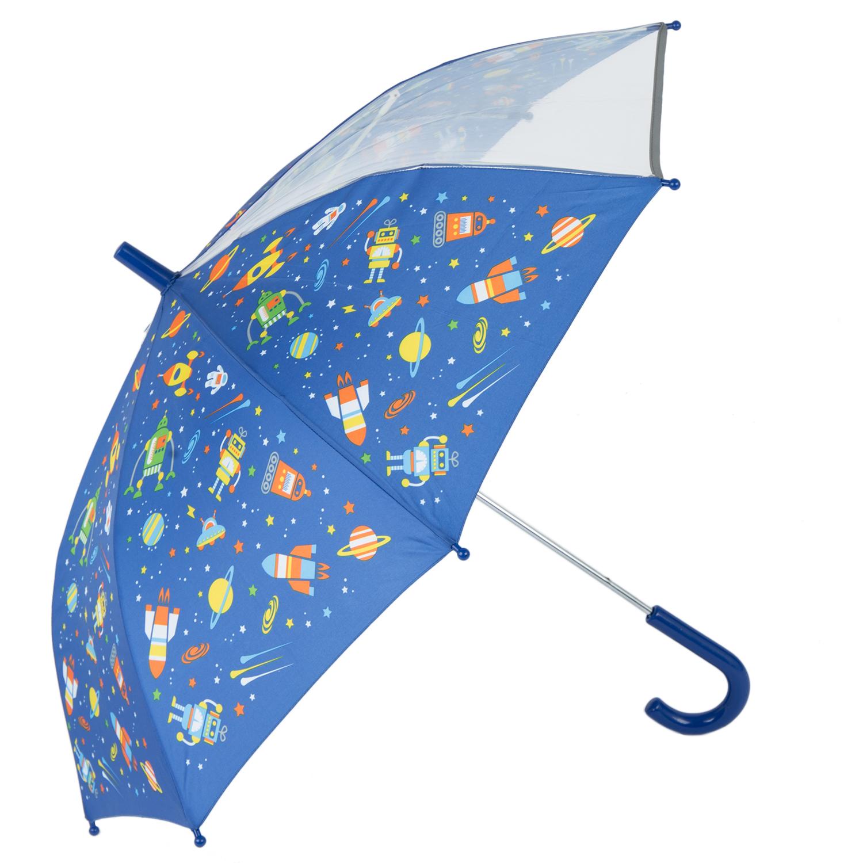Зонт для детей Kidix FNGS21-7 navy синий one size