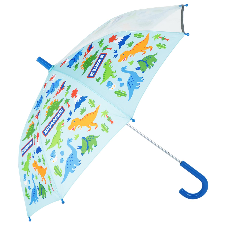 Зонт для детей Kidix FNGS21-8 blue голубой one size