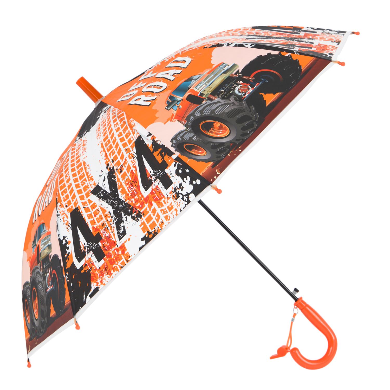 Зонт для детей Kidix FNGS21-13 orange оранжевый one size