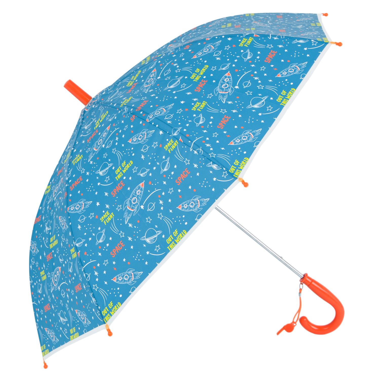 Зонт для детей Kidix FNGS21-15 blue голубой one size