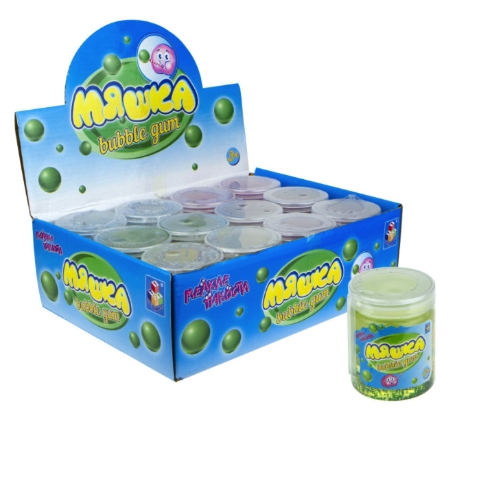 Мяшка Мелкие пакости. Buble gum , 5,5х7,5 см, арт. Т16601 1toy