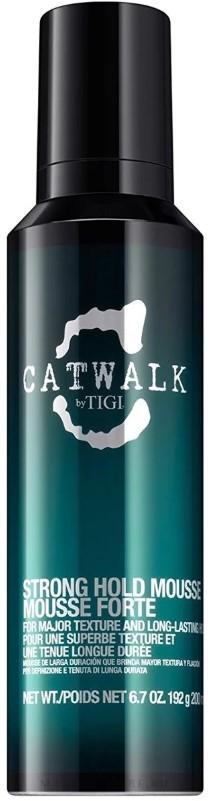 Купить Мусс для волос Tigi Catwalk Strong Hold 200 мл