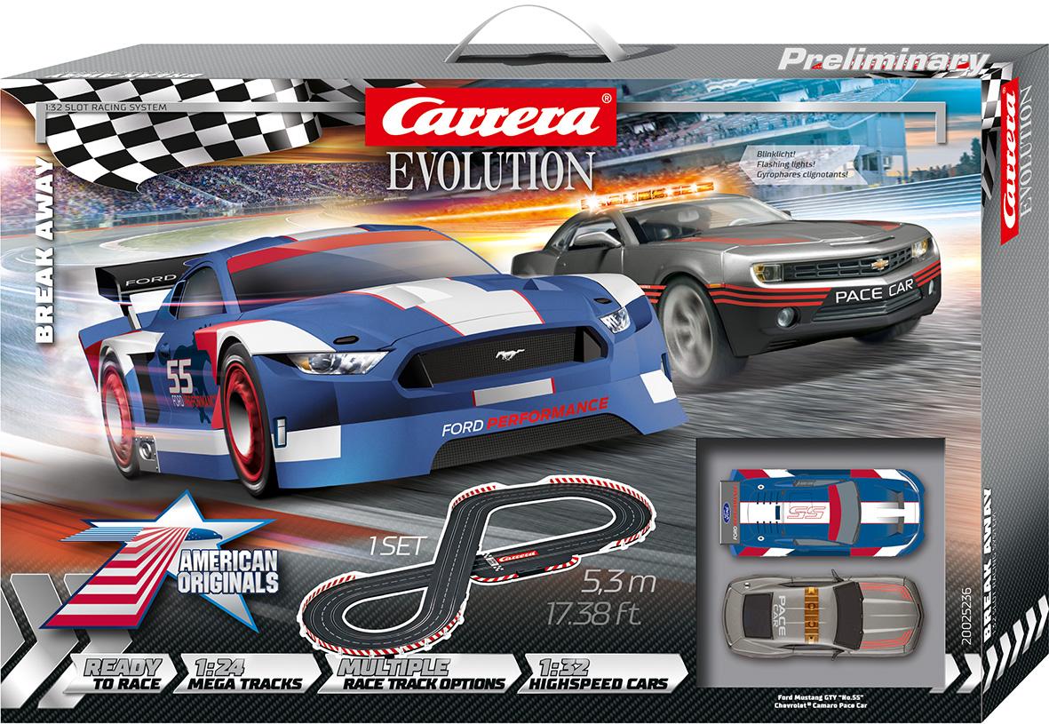 Автотрек Carrera Evolution Break Away