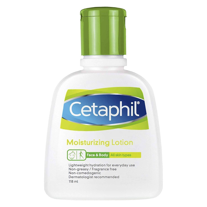 Лосьон для тела Cetaphil увлажняющий 118 мл