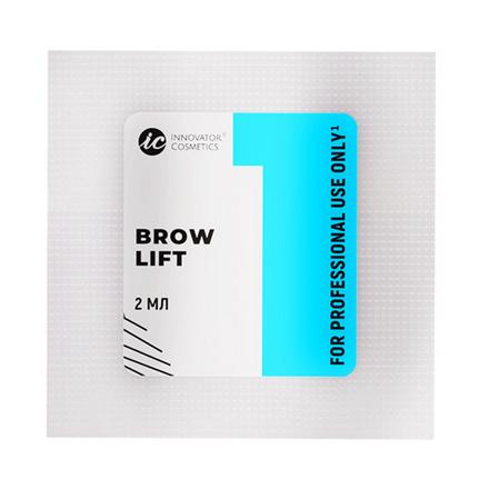 Состав для ламинирования Innovator Cosmetics №1 Brow
