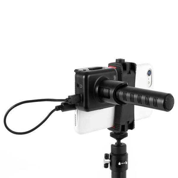 Микрофон IK Multimedia iRig Mic Video Black