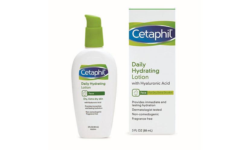 Лосьон дневной Cetaphil увлажняющий с гиалуроновой кислотой