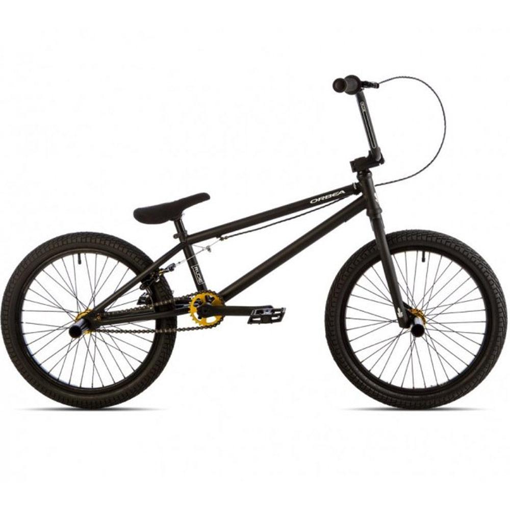 Велосипед Orbea RUDE 10 2014 S черный.