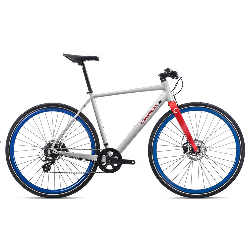 Велосипед дорожный Orbea CARPE 30 2020 L белый.
