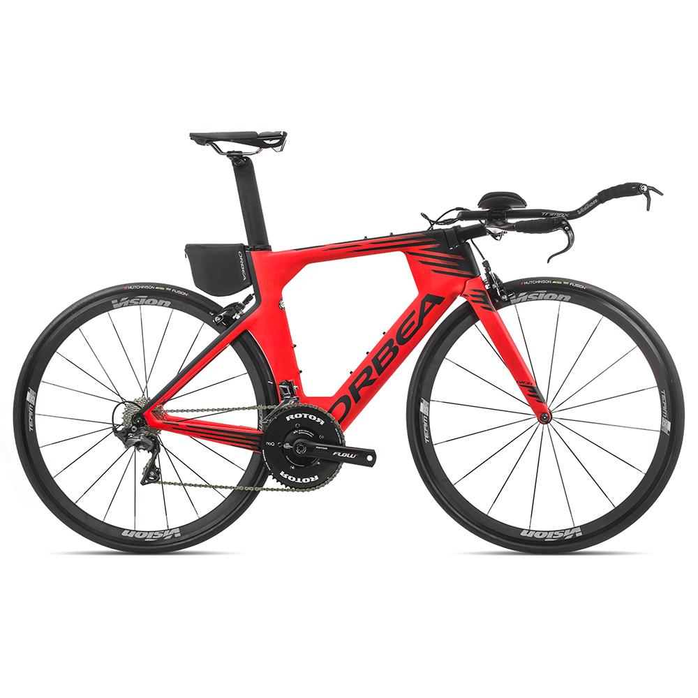 Велосипед шоссейный Orbea ORDU M20 TEAM 2020 S красный.