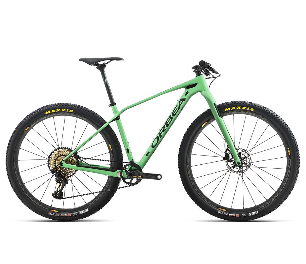 Велосипед MTB Orbea ALMA 27 OMR GX 2018 M.