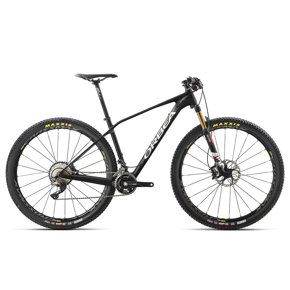 Велосипед MTB Orbea ALMA 29 M-10 2017 L черный.
