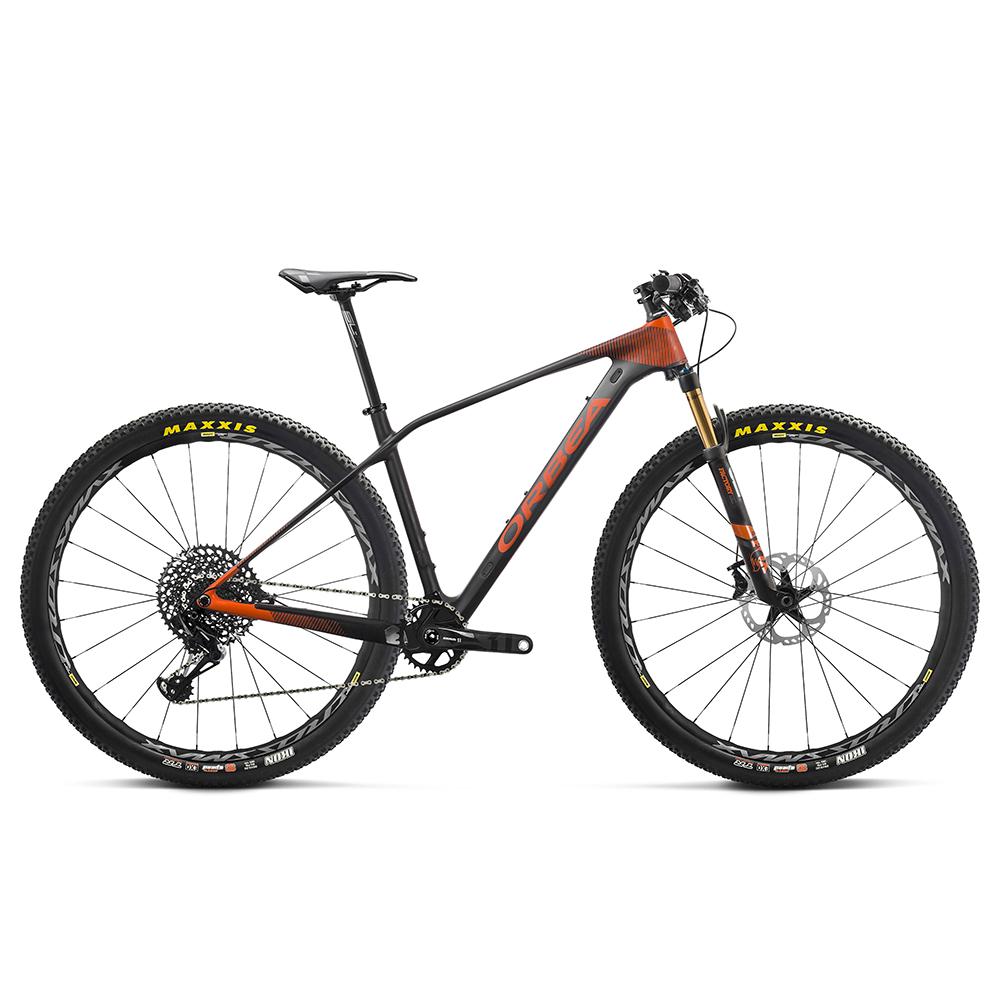 Велосипед MTB Orbea ALMA 29 M10 2019 XL разноцветный.