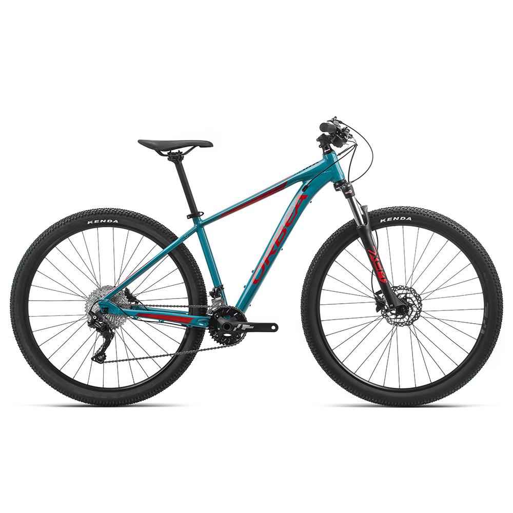 Велосипед MTB Orbea MX 29 30 2020 M голубой.