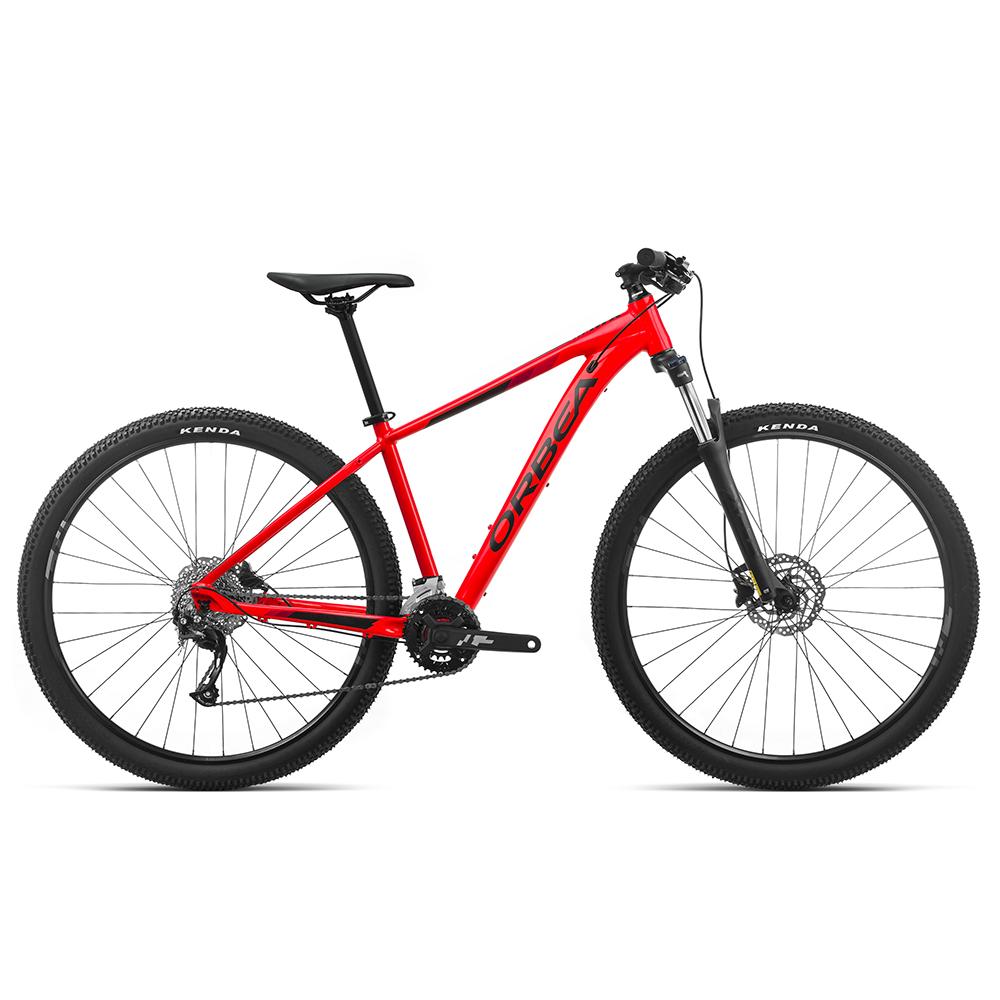 Велосипед MTB Orbea MX 29 40 2020 M красный.