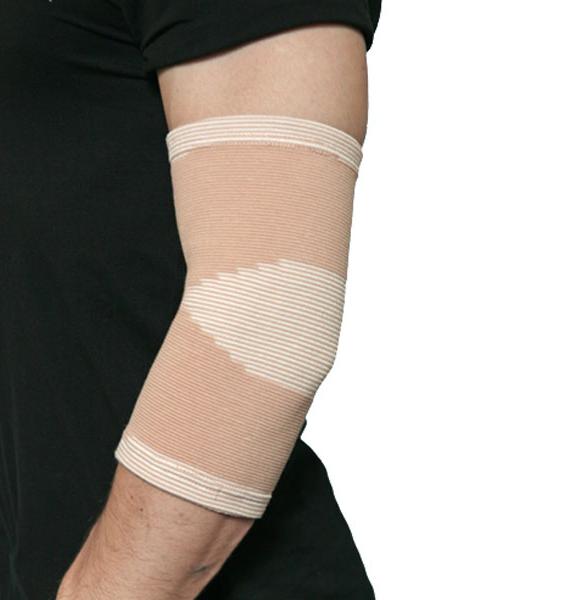 Купить Бандаж на локтевой сустав эластичный BEG размер M, Titan Deutschland Gmbh