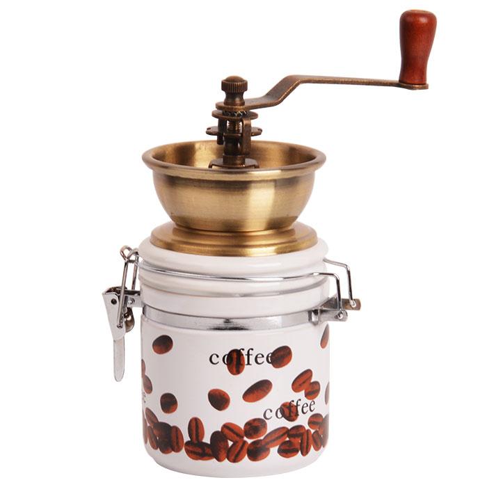 Кофемолка ручная, керамическая Alpenkok AK 821K