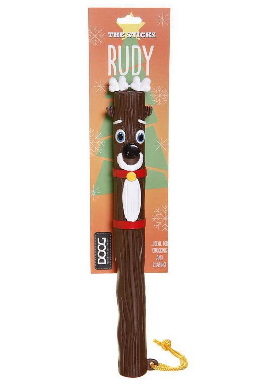 Апорт для собак Doog Rudy, разноцветный,