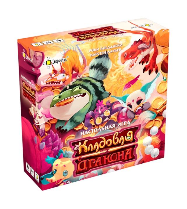 Настольная игра Гамма Кладовая дракона