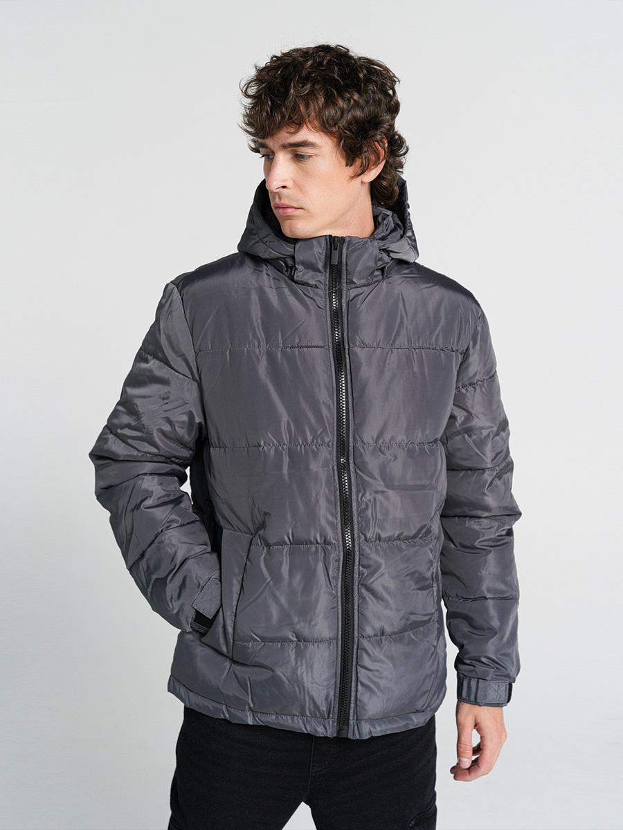Куртка мужская ТВОЕ A6621 серая XL, арт. 100027283029, цена 2159 р., фото и отзывы