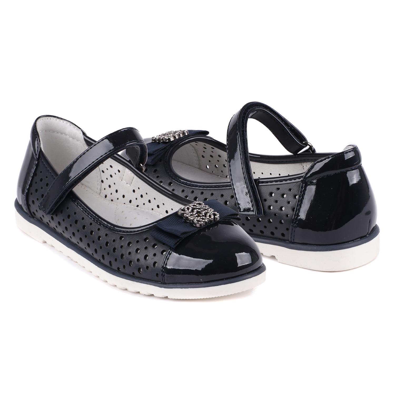 Купить Туфли для детей Kidix ZCFW21-14 navy синий 31,