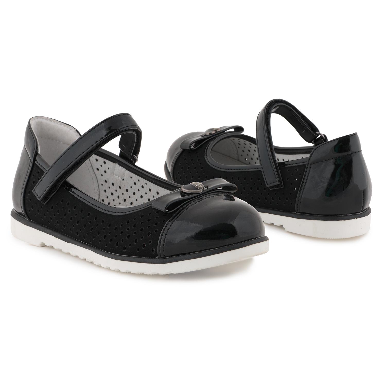 Купить Туфли для детей Kidix ZCFW21-16 black черный 29,