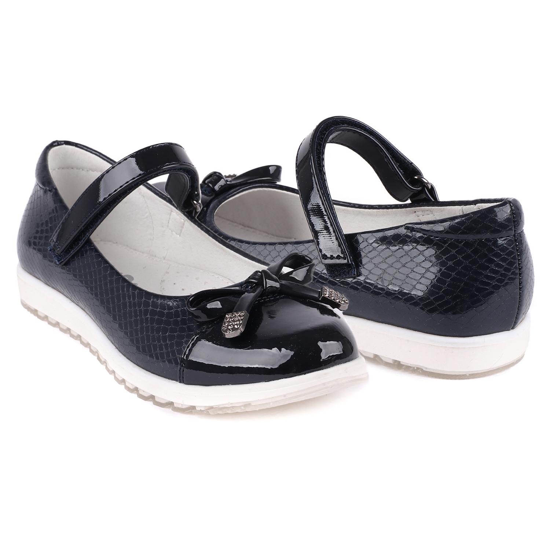 Купить Туфли для детей Kidix ZCFW21-25 navy синий 32,