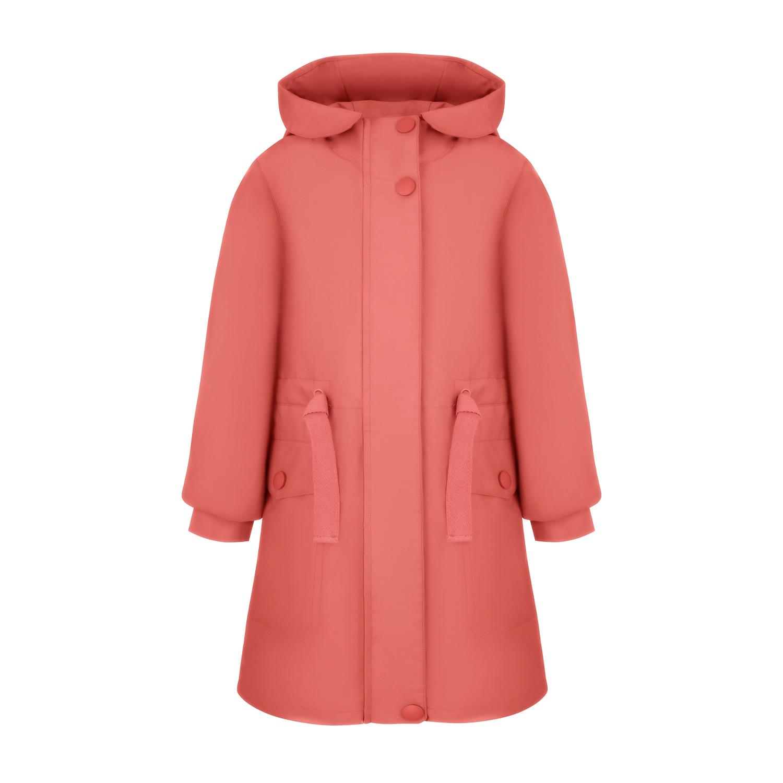 Купить Куртка ветровка для детей Олдос OCSS21JK2T004 оранжевый 110, Oldos,