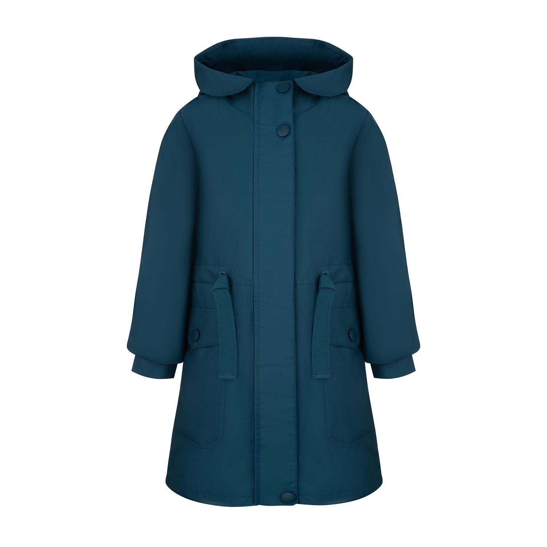 Купить Куртка ветровка для детей Олдос OCSS21JK2T004 бирюзовый 110, Oldos,