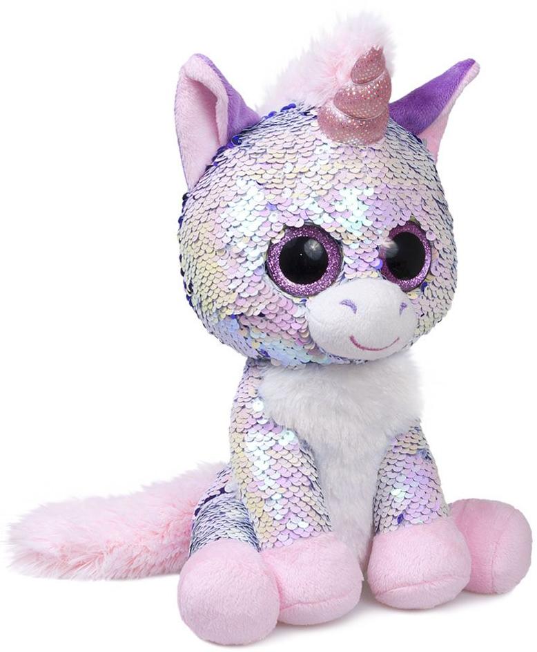 Купить Мягкая игрушка Fancy Единорог Жемчужина, 15 см, Мягкие игрушки животные