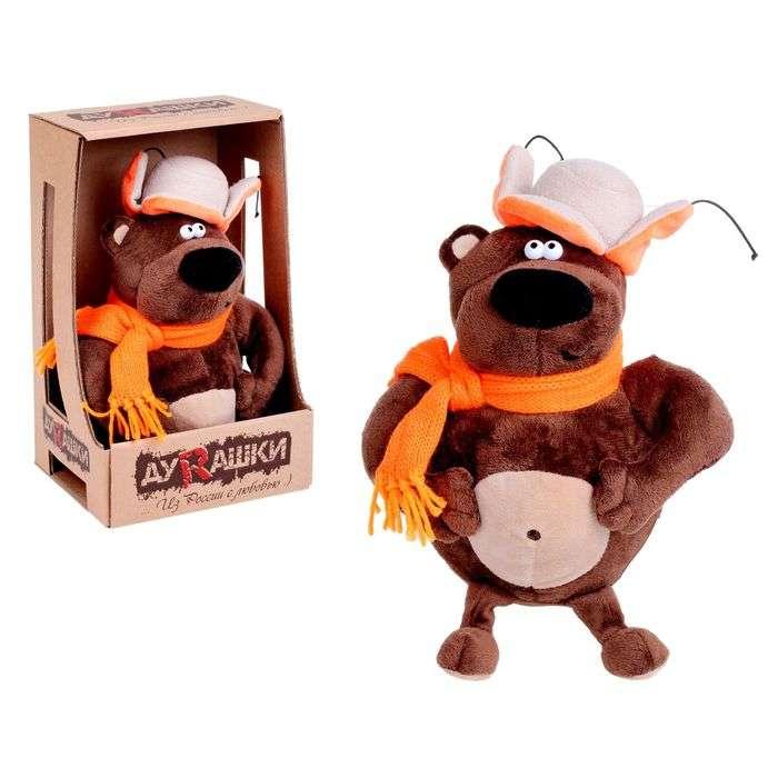 Купить Мягкая игрушка Maxitoys Просто Medved, Мягкие игрушки животные