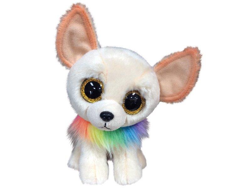 Купить Мягкая игрушка Ty Inc Чихуахуа белый, 25 см,