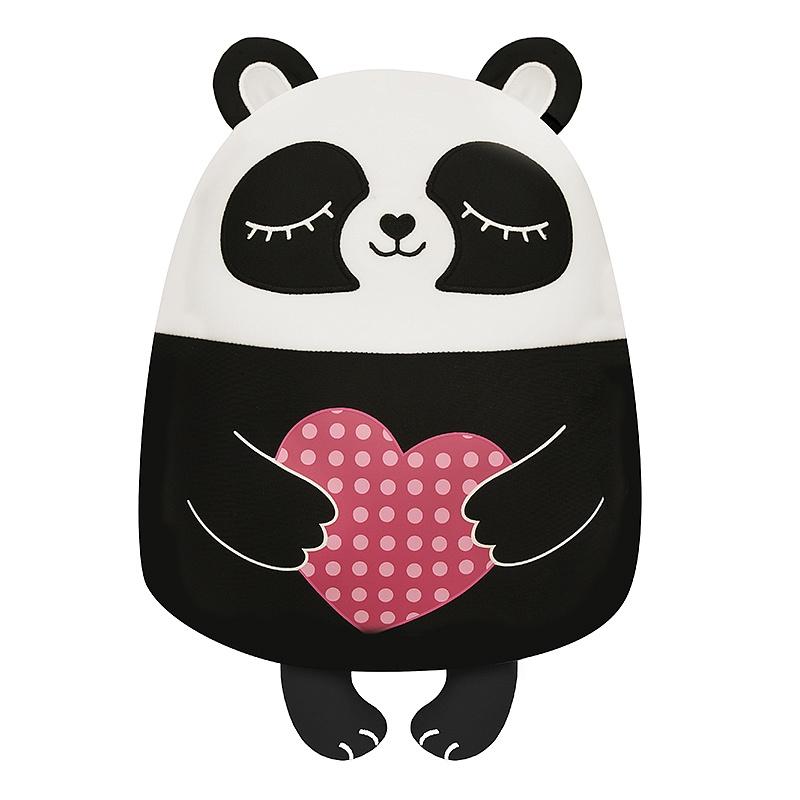 Купить Мягкая игрушка-антистресс Maxitoys Сплюшка Панда, 30 см,